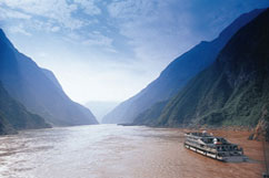 Sail through the stunning Three Gorges, admire its timeless natural beauty and cultural legacy before it is changed by the world's largest dam.